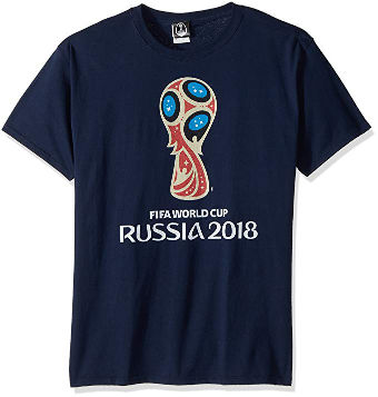 Moscow FIFA Cup 2018 t-shirt