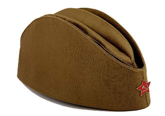 Pilotka Russian army hat
