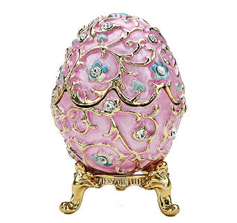 Russian faberge eggs