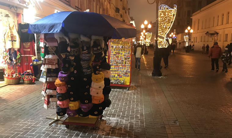 Russian Souvenirs - Top 17 Items to Buy in Moscow in 2019