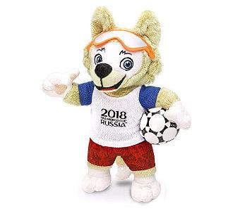 Moscow FIFA 2018 zabivaka toy