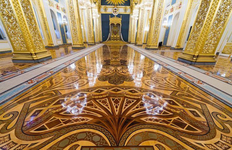 andreyevsky hall