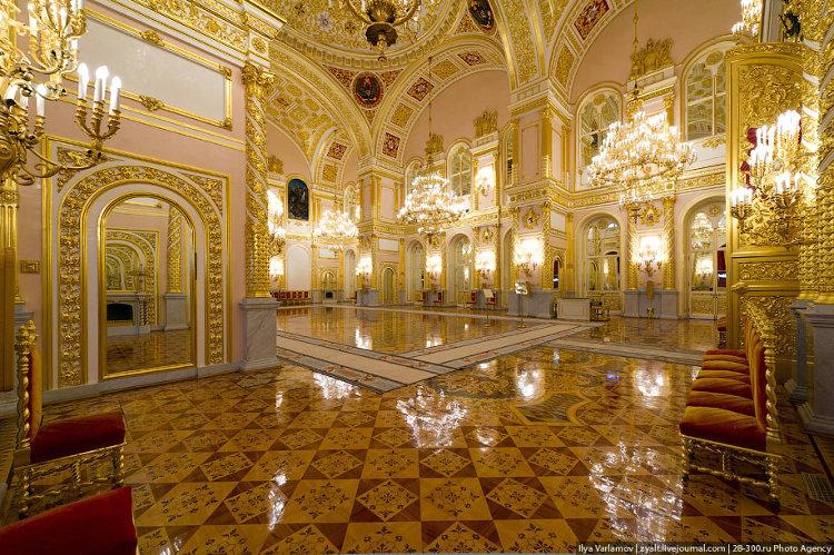 aleksandrovsky hall