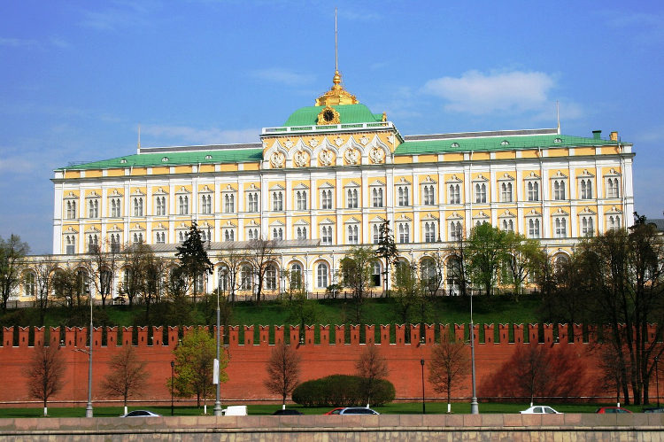 Grand Kremlin Palace (Halls, Buildings and Pictures)