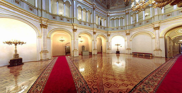 vladimirsky hall