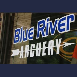 Blue River Archery Logo