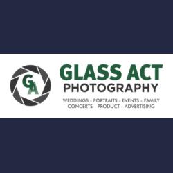 Glass Act Photography Logo