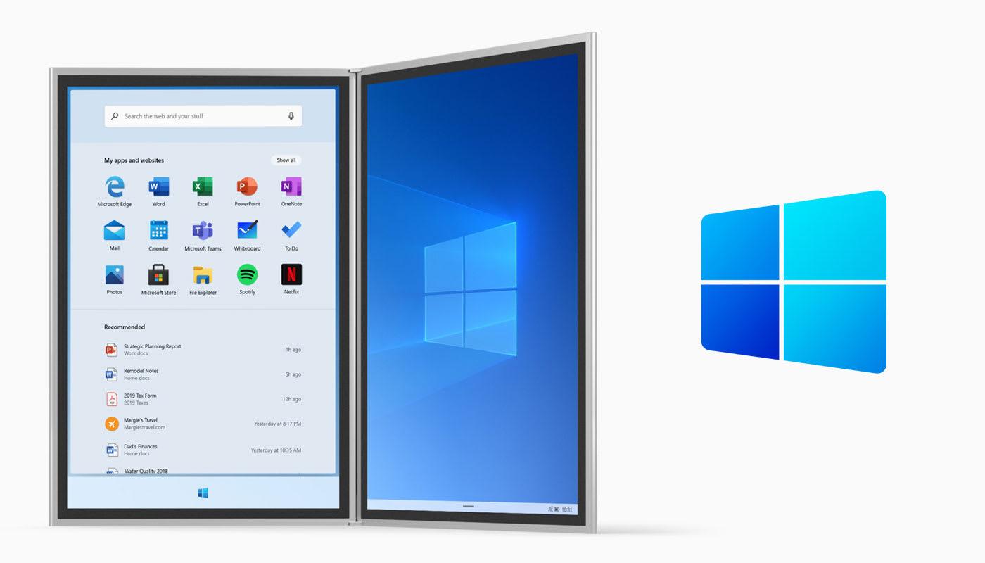 Microsoft's Windows 10X Set to Launch Soon.