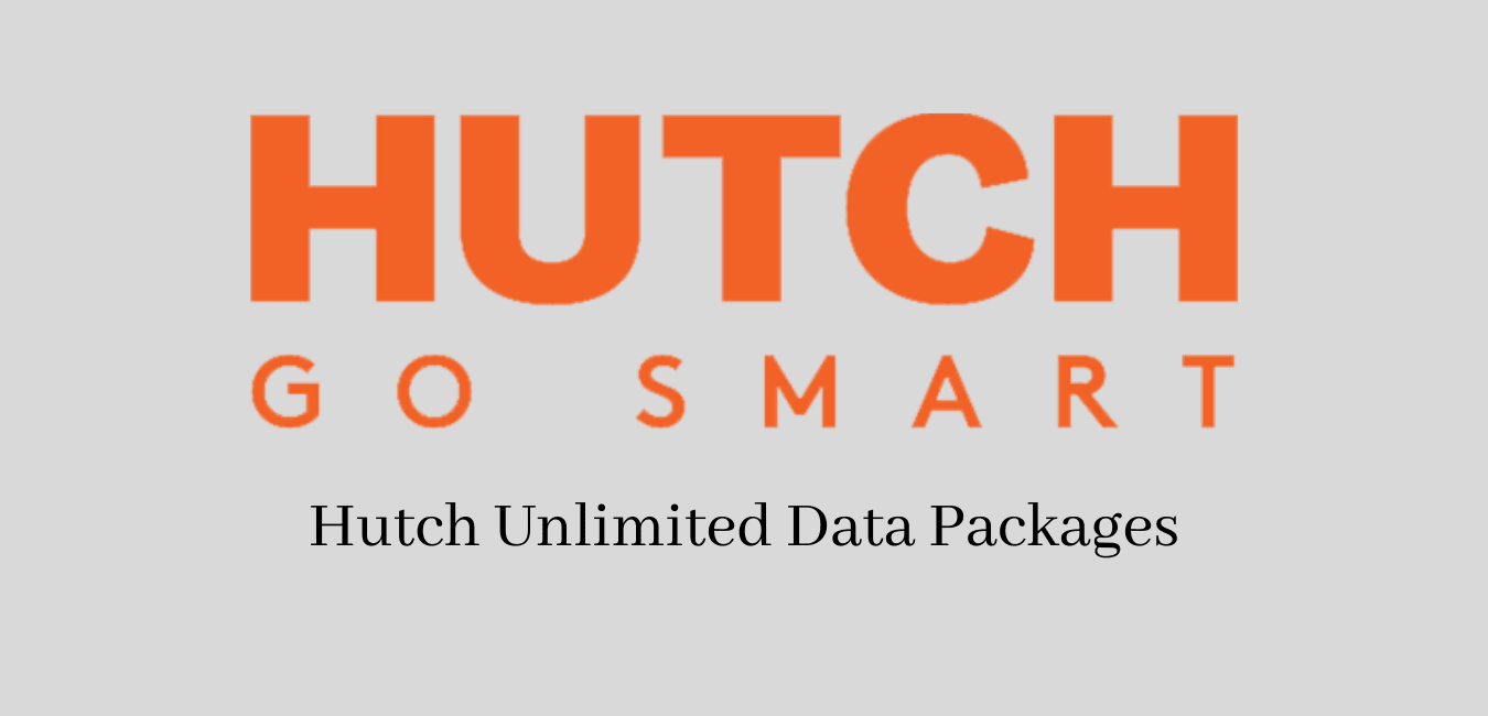 Hutch Unlimited Data Packages