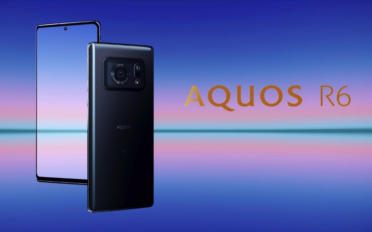 AQUOS R6