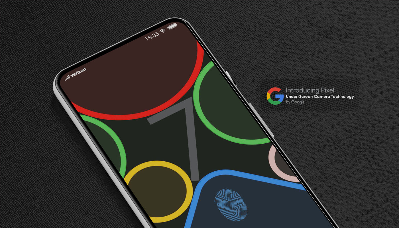 google-pixel-smartphone-with-an-under-screen-camera