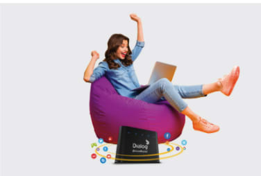 Dialog Home Broadband Packages