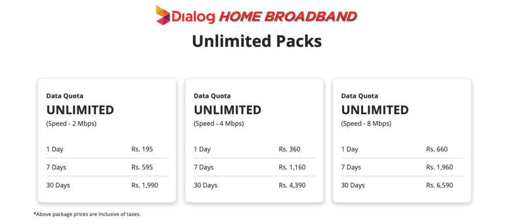 Dialog-Unlimited-Data-Package-Details