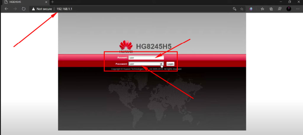 SLT FIber Wifi Password Change 1