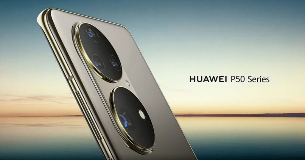 Huawei P50 With Snapdragon 888