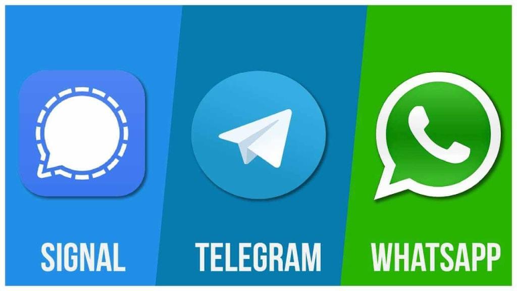 WhatsApp-Vs.-Telegram-Vs.-Signal