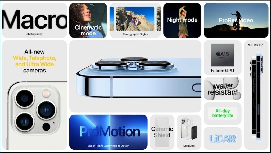 iPhone 13 Pro , Pro Max Prices in Sri Lanka 2022