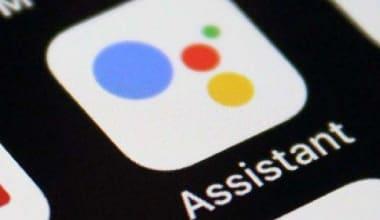 Google Assistant 2021