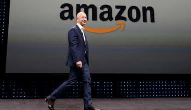 Jeff Bezos step down