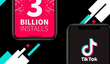 Tiktok 3 Billion Download