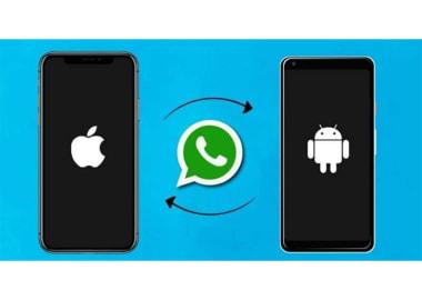 How to Transfer Whatsapp History