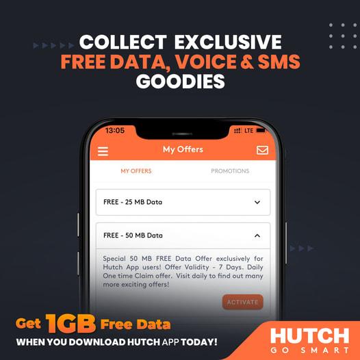 Hutch free Data