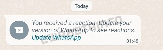 Whatsapp-reactions