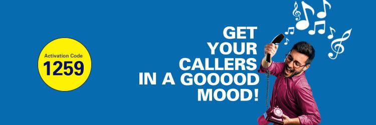 Slt caller tune