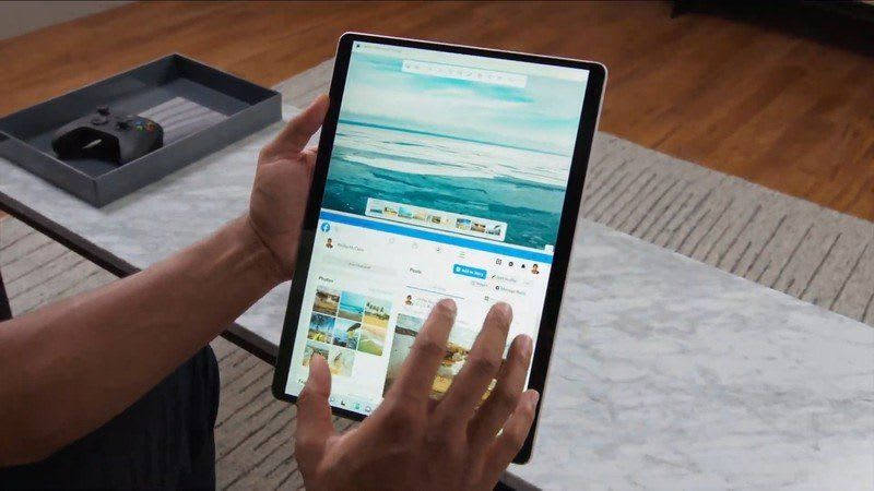win11 optimized touch screen