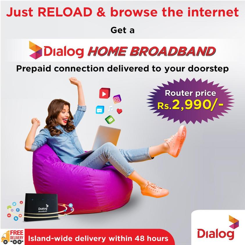 Dialog Router Price in Sri Lanka