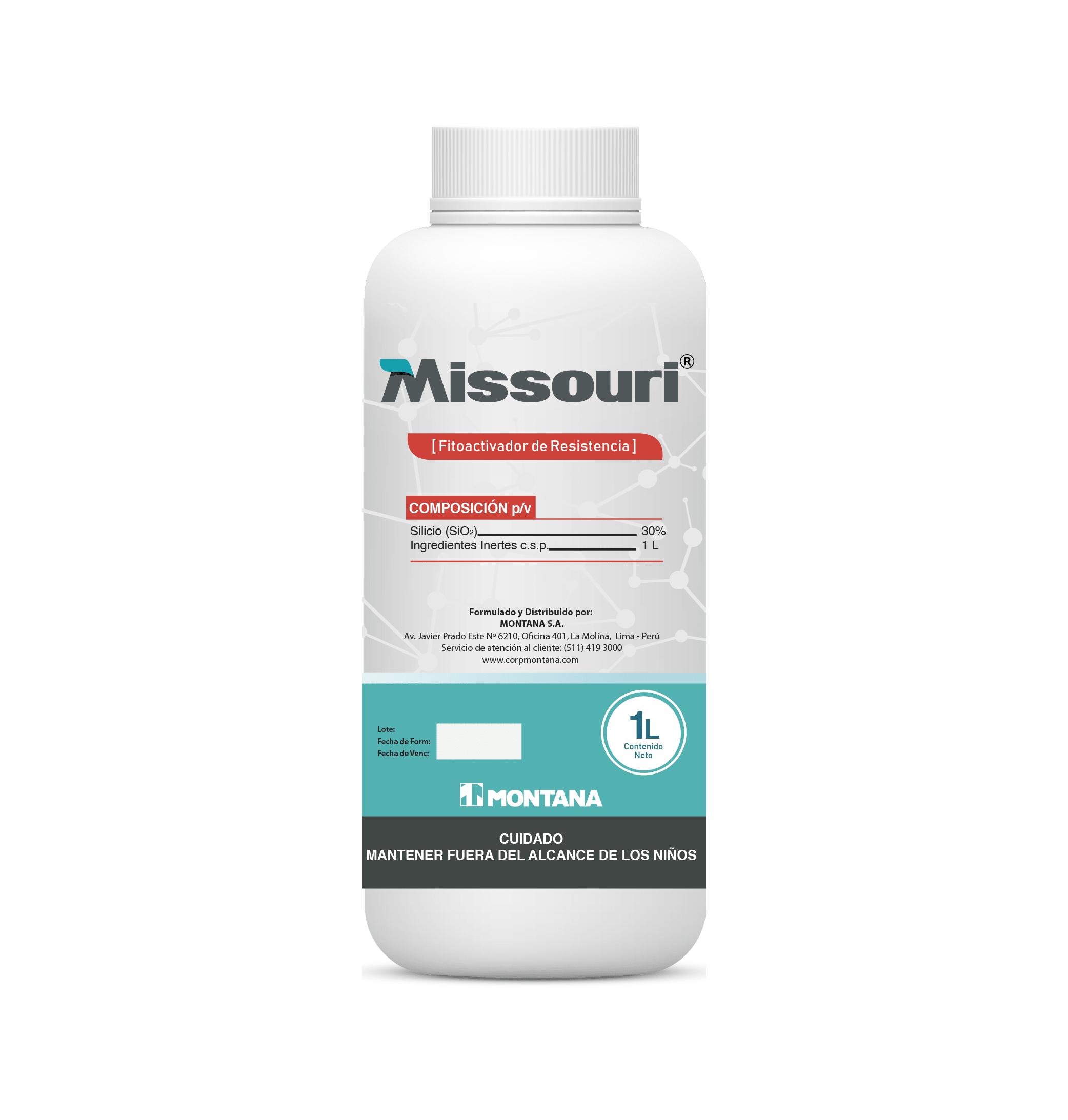 Missouri® venta agricultura productos especiales
