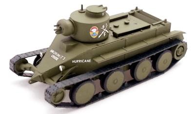 diecast tank Christie T-3 (1931)