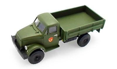 готовая модель грузовика ГАЗ-63