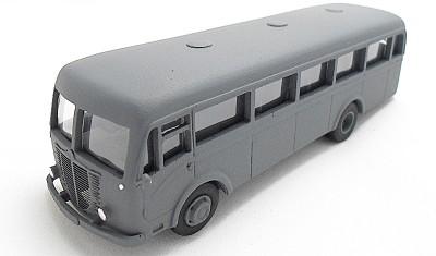готовая модель автобуса Bussing NAG Trambusse 4500T
