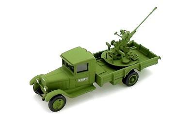 diecast truck ZIS-12/61-K