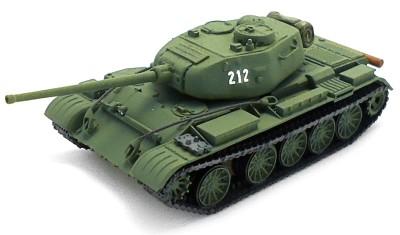 готовая модель танка Т-44М