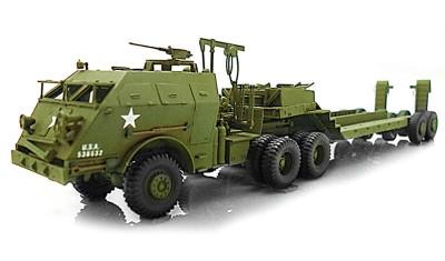 diecast military vehicle Dragon Wagon