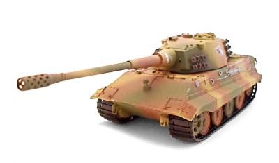 готовая модель танка E-75/128