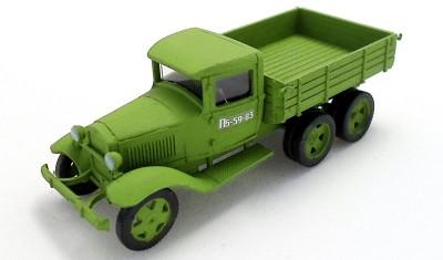 готовая модель грузовика ГАЗ-ААА