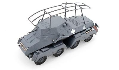 готовая модель бронеавтомобиля Sd.Kfz.263