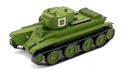 diecast tank BT-5