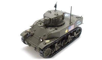 готовая модель танка M5