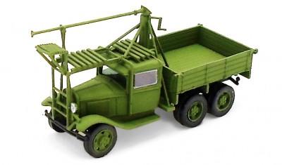 готовая модель грузовика Авиостартер АС-2