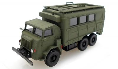 готовая модель грузовика Star 660