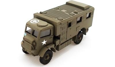 готовая модель грузовика Bedford QLR