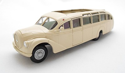diecast bus Opel Blitzbus Aero