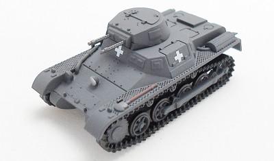 готовая модель танка Pz.Kpfw. I Ausf. A