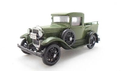 готовая модель автомобиля ГАЗ-4