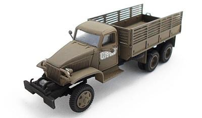 готовая модель грузовика GMC CCKW353