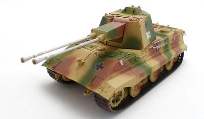 готовая модель танка Flakpanzer E-50